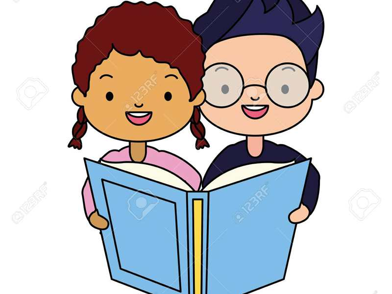 122807534-boy-and-girl-with-textbook-kids-world-book-day-vector-illustration